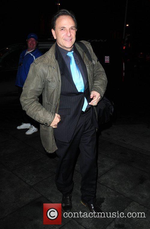 Brian Capron and Coronation Street