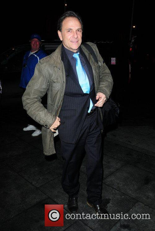 Brian Capron and Coronation Street