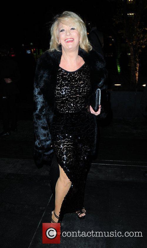 Sherrie Hewson 'Coronation Street' 50th Anniversary Ball held...