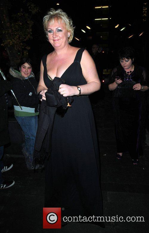 Sue Clever 'Coronation Street' 50th Anniversary Ball held...