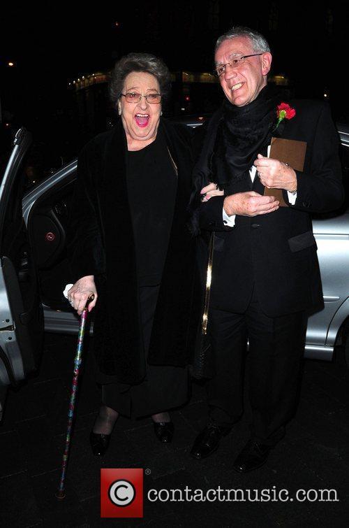 Betty Driver 'Coronation Street' 50th Anniversary Ball held...