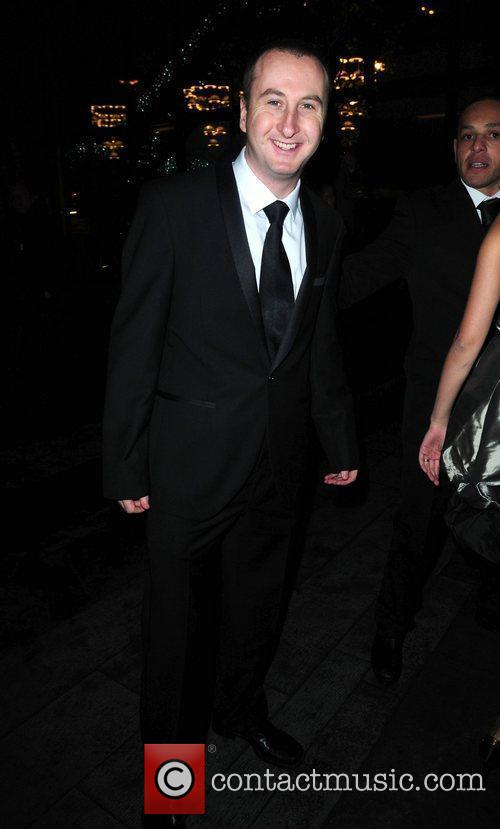 Andy Whyment 'Coronation Street' 50th Anniversary Ball held...