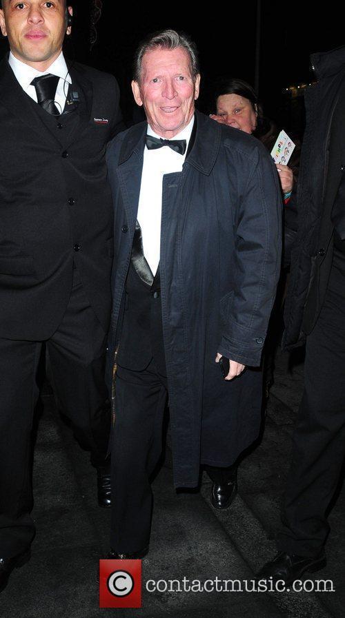 Jonny Briggs 'Coronation Street' 50th Anniversary Ball held...