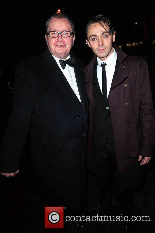 Tony Warren 'Coronation Street' 50th Anniversary Ball held...