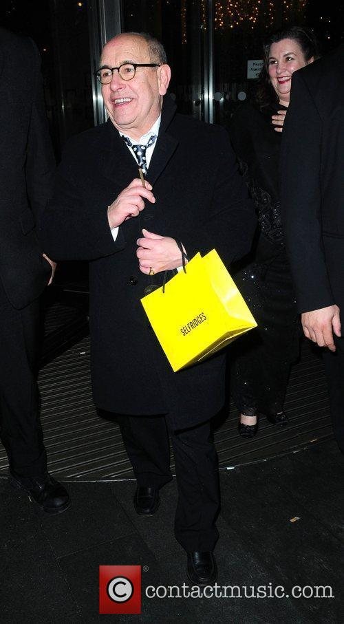 Malcolm Hebden 'Coronation Street' 50th Anniversary Ball held...