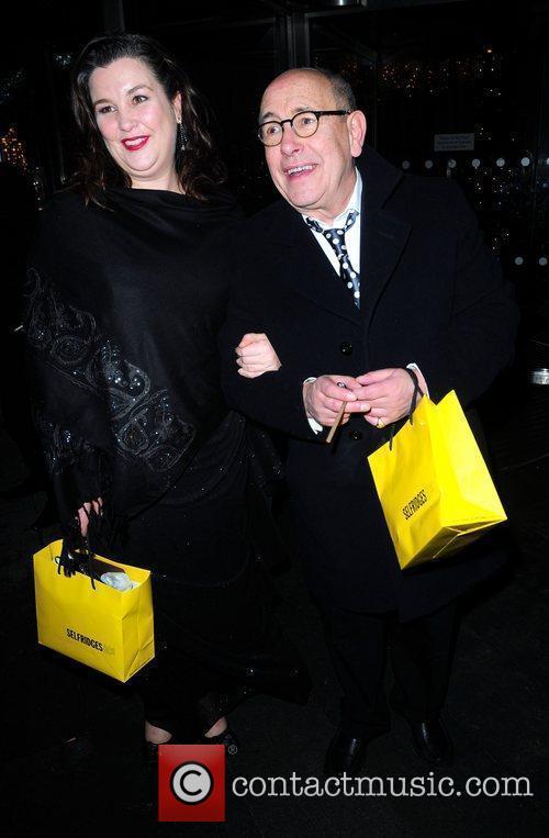 Malcolm Hebden and Patti Claire 'Coronation Street' 50th...