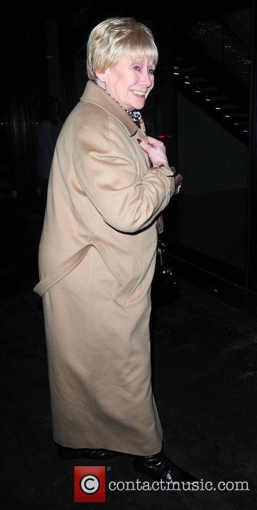 Liz Dawn 'Coronation Street' 50th Anniversary Ball held...