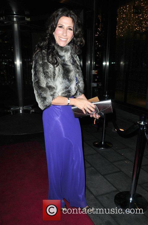 Gaynor Faye 'Coronation Street' 50th Anniversary Ball held...