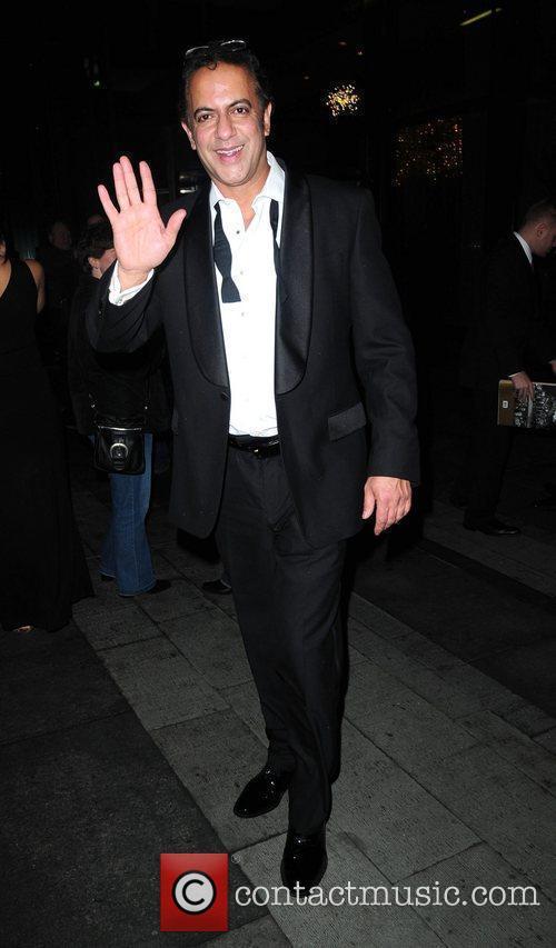 Jimmy Harkishan 'Coronation Street' 50th Anniversary Ball held...