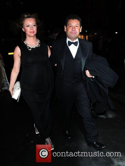 Craig Charles 'Coronation Street' 50th Anniversary Ball held...