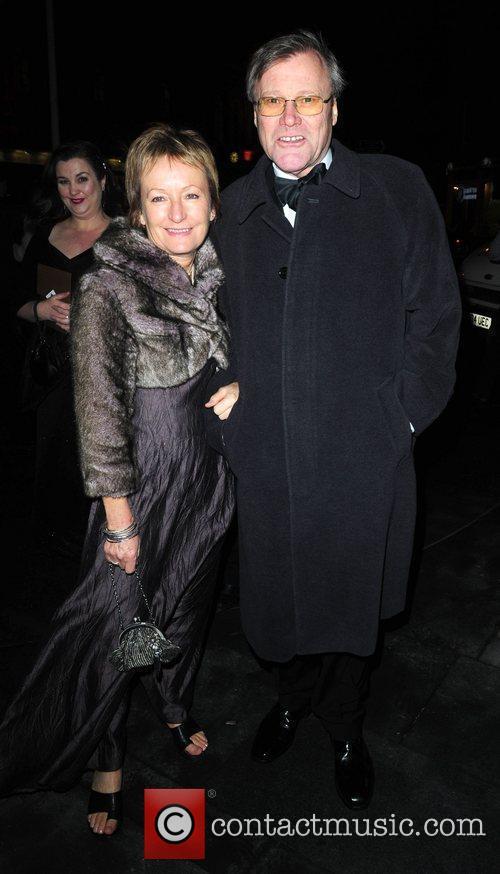David Neilson 'Coronation Street' 50th Anniversary Ball held...