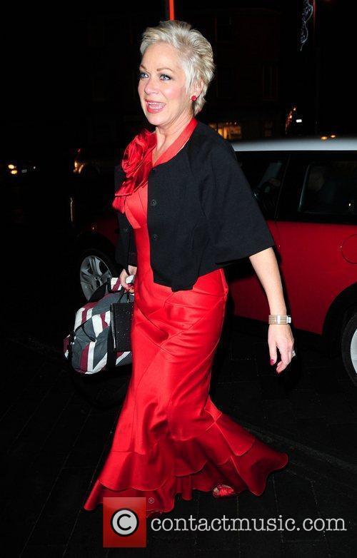 Denise Welch 'Coronation Street' 50th Anniversary Ball held...