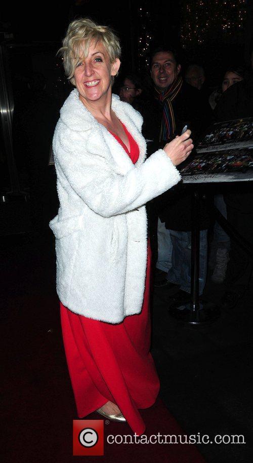 Julie Hesmondhalgh 'Coronation Street' 50th Anniversary Ball held...
