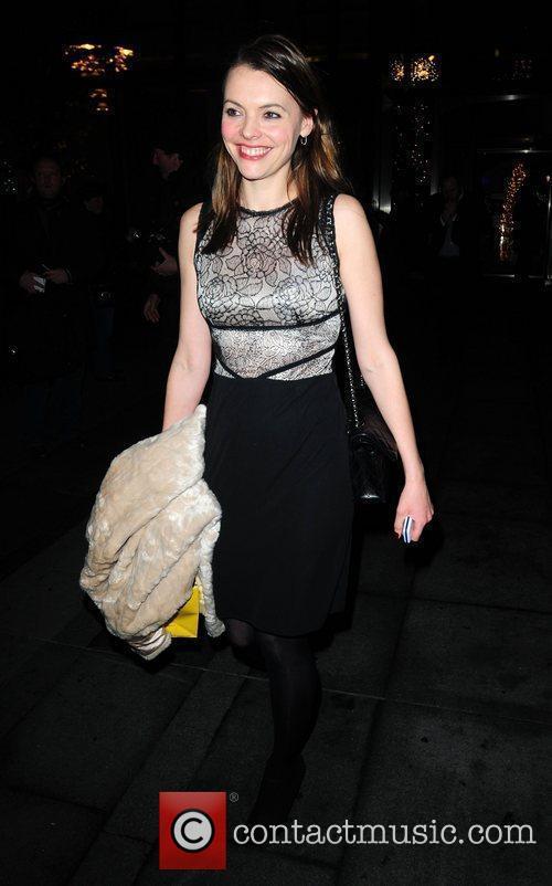 Kate Ford 'Coronation Street' 50th Anniversary Ball held...