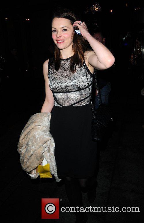 'Coronation Street' 50th Anniversary Ball held at the...