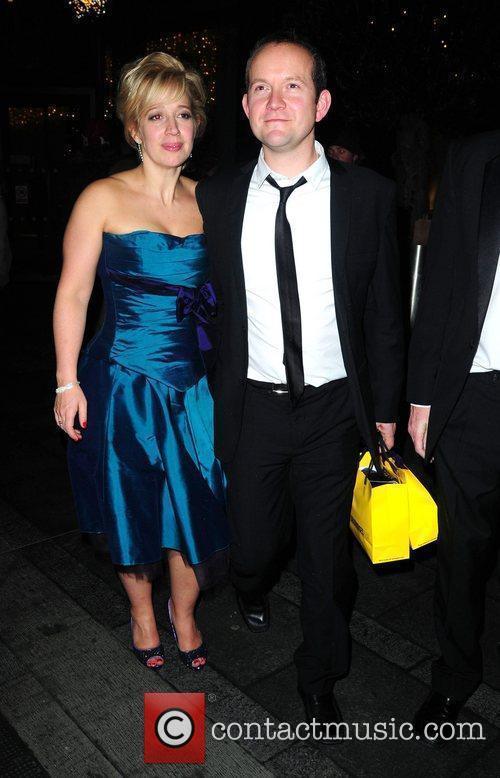 Katy Cavanagh 'Coronation Street' 50th Anniversary Ball held...