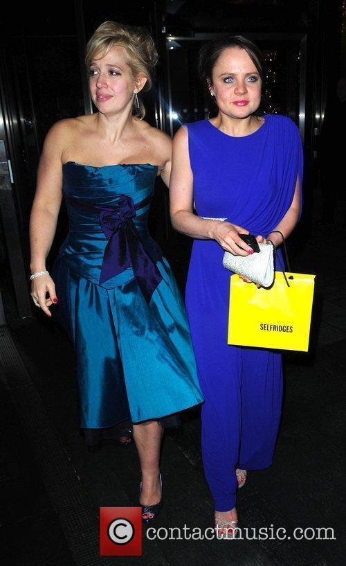 Katy Cavanagh and Vicky Binns 'Coronation Street' 50th...