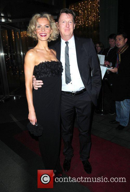 Kevin Kennedy and Tracey Shaw 'Coronation Street' 50th...