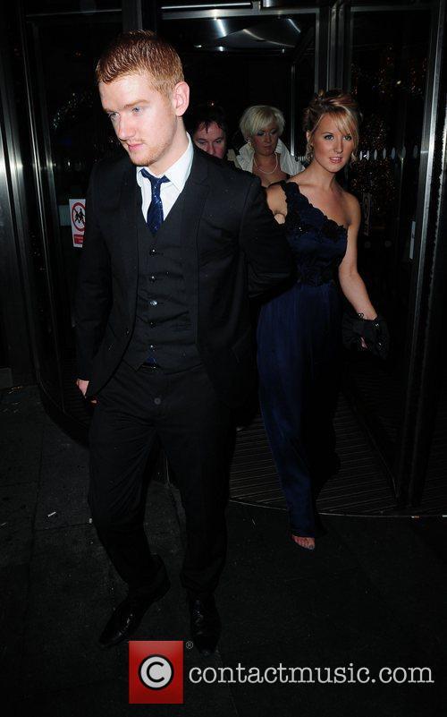 Mikey North 'Coronation Street' 50th Anniversary Ball held...