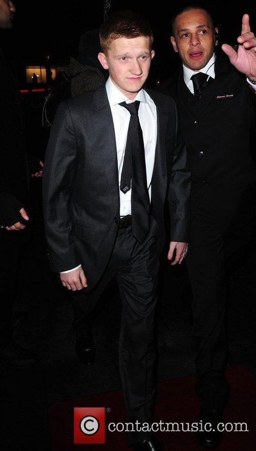 Sam Aston 'Coronation Street' 50th Anniversary Ball held...