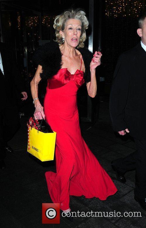 Sue Nicholls and Coronation Street