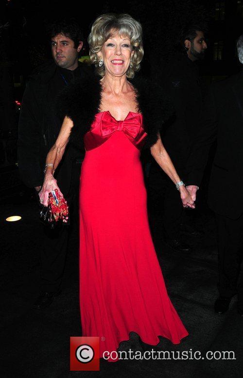 Sue Nicholls 'Coronation Street' 50th Anniversary Ball held...
