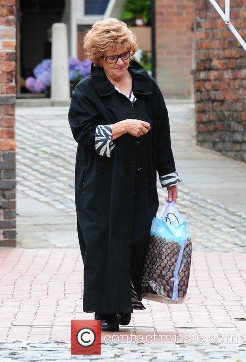 Barbara Knox and Coronation Street 1