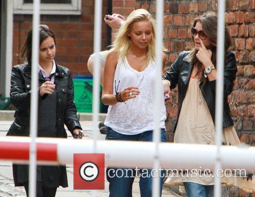 Sasha vincent, Coronation Street and Sasha 2