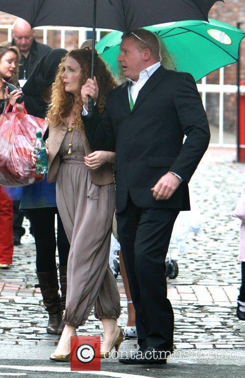 Jennie McAlpine The cast of 'Coronation Street' dress...