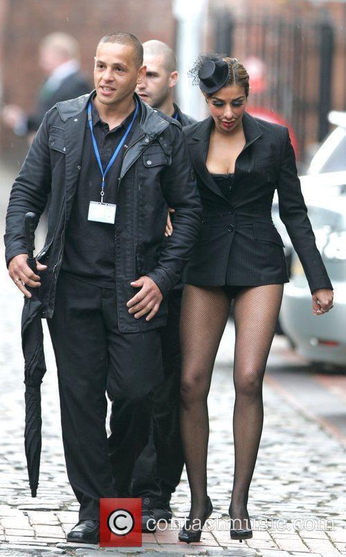 Shobna Gulati The cast of 'Coronation Street' dress...