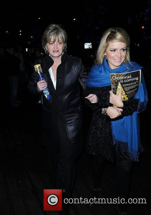 The Coronation Street Christmas Party held at Revolution...