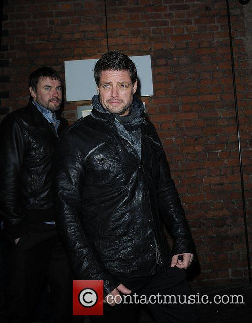 Keith Duffy The Coronation Street Christmas Party held...