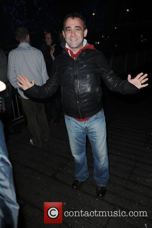 Michael Le Vell The Coronation Street Christmas Party...