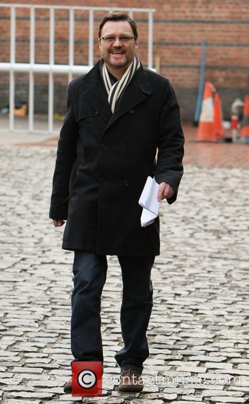 Ian Puleston-davies and Coronation Street 5