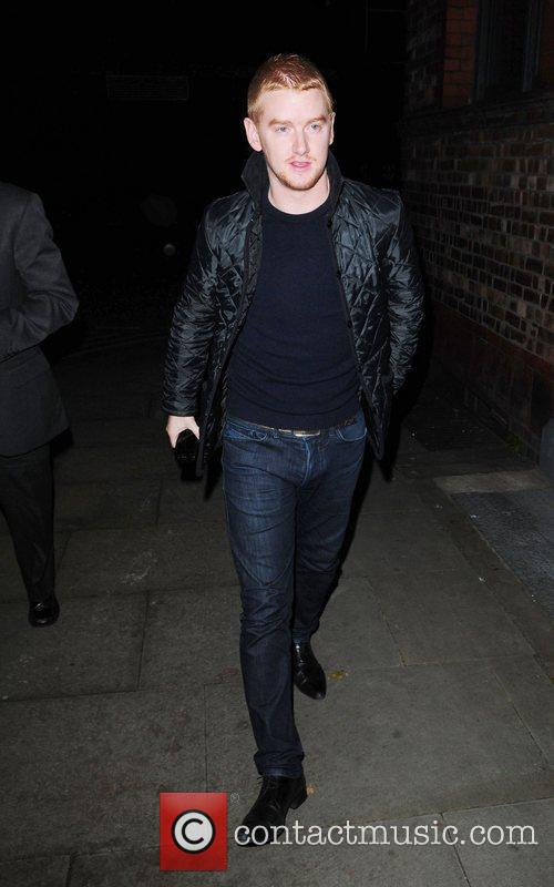 Mikey North and his girlfriend arrive at Great...