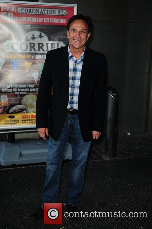 Brian Capron  'Corrie' the play - Press...
