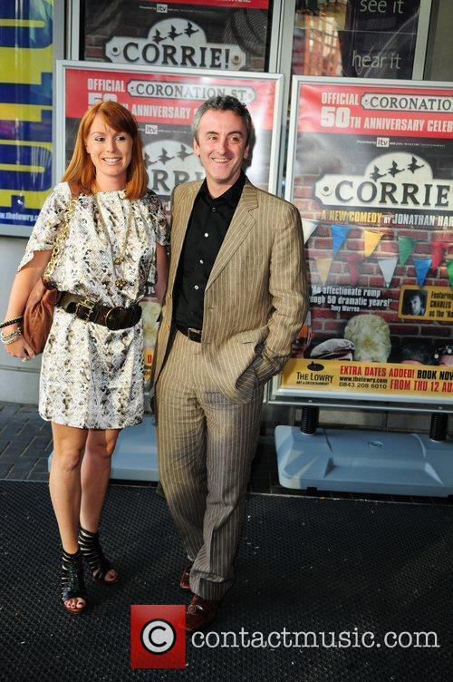 Guest 'Corrie' the play - Press night at...