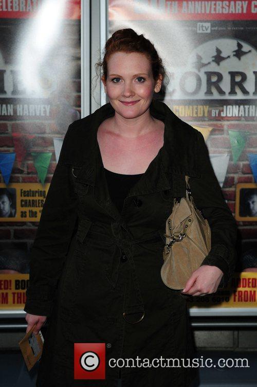 Jenny McAlpine  'Corrie' the play - Press...