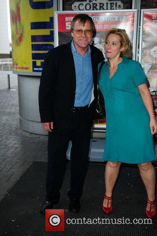 'Corrie' the play - Press night at the...