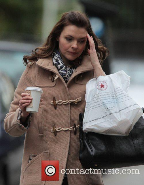 Kate Ford 'Coronation Street' stars at the Granada...