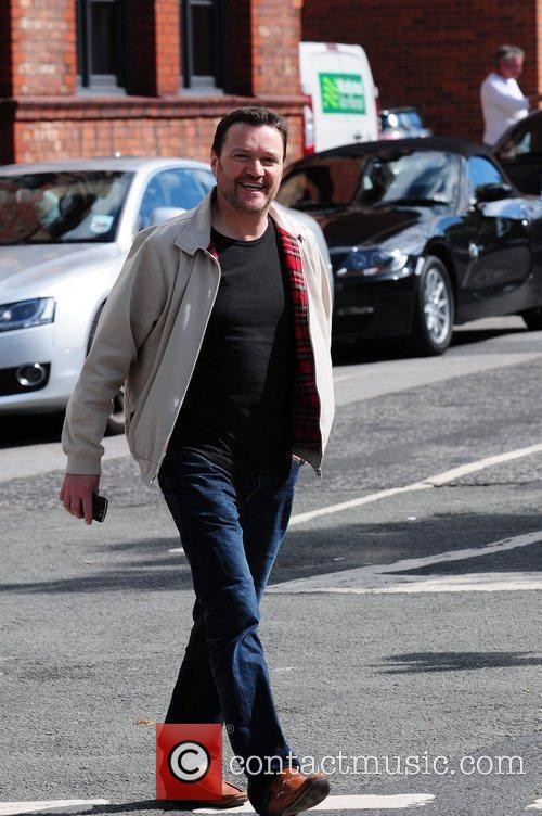 Ian Puleston-davies and Coronation Street 3