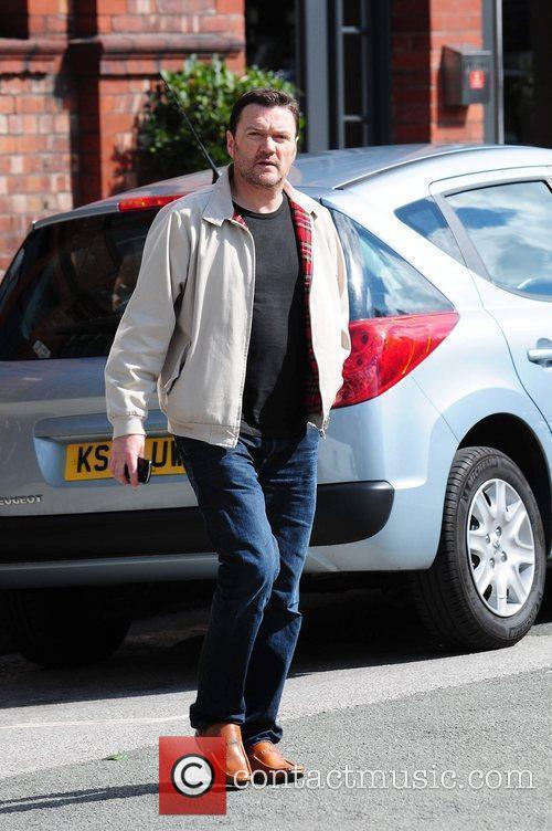 Ian Puleston-davies and Coronation Street 1