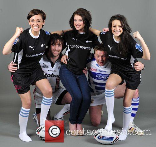 Coronation Street Stars Michelle Keegan, Helen Flanagan and...