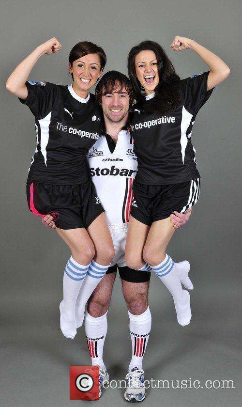 Coronation Street Stars Lucy-Jo Hudson, Michelle Keegan and...