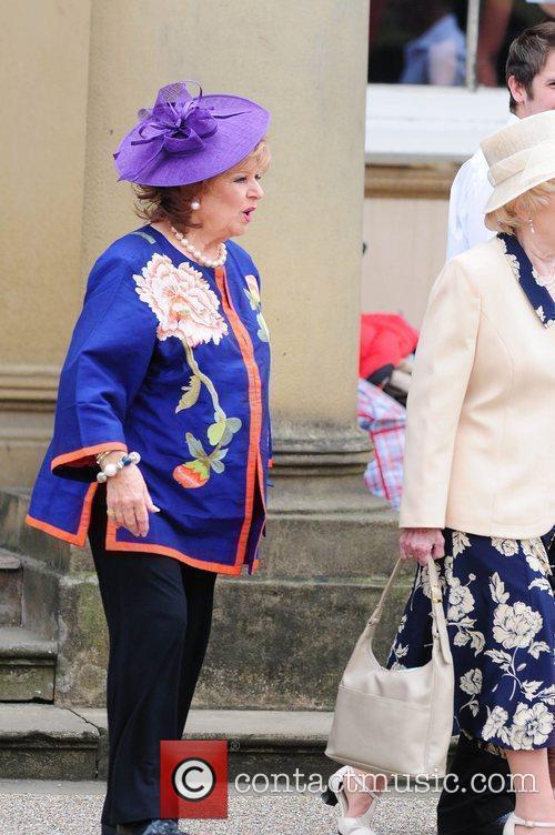 Barbara Knoxs 'Coronation Street' Wedding filming on Location....