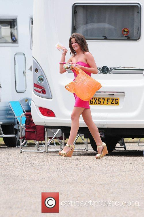 Brooke Vincent and Coronation Street 8