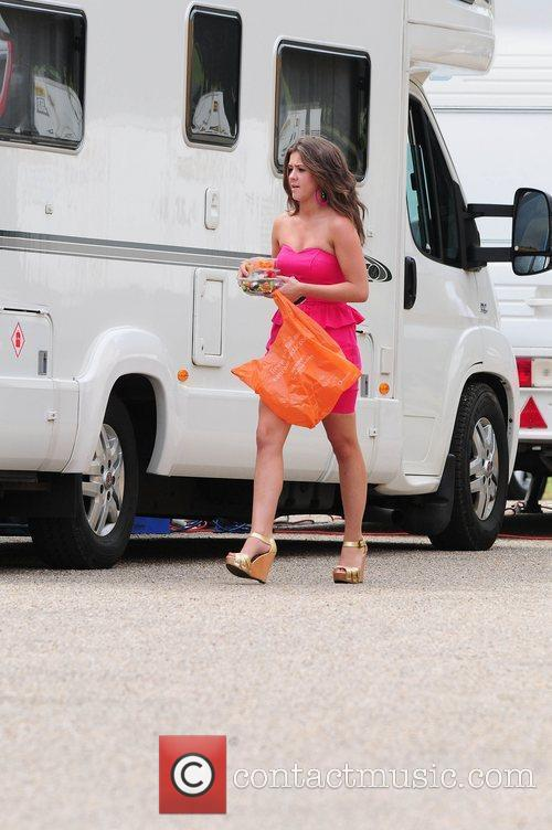 Brooke Vincent and Coronation Street 9