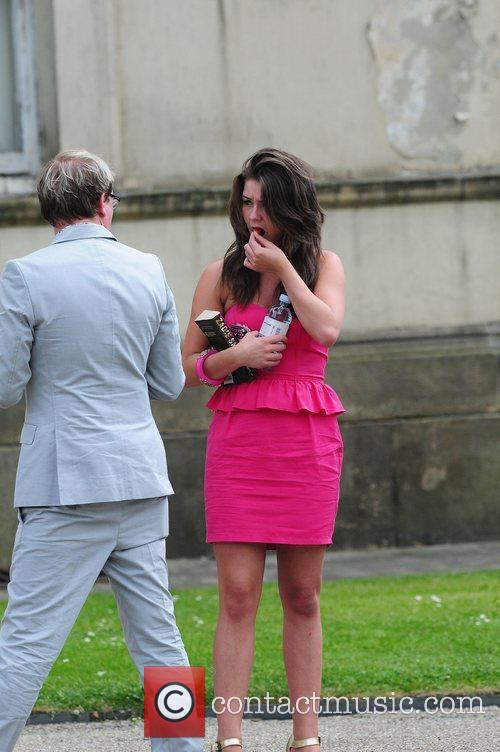 Brooke Vincent, Antony Cotton and Coronation Street 7