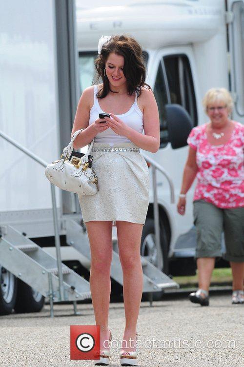 'Coronation Street' Wedding filming on Location.
