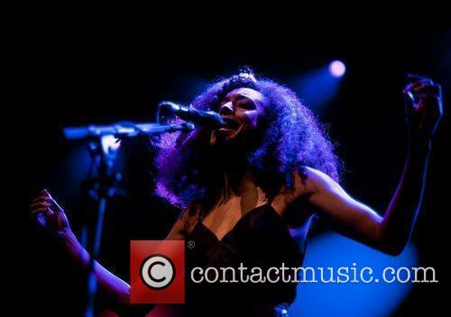 Corrine Bailey Rae performs at the O2 Academy...